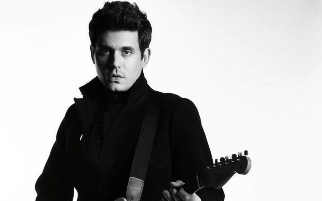 John Mayer by Frank Ockenfels