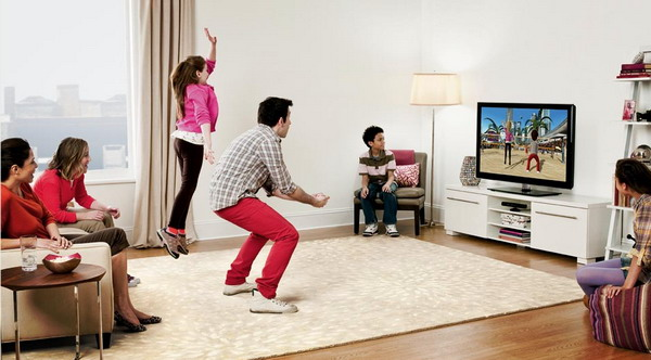 "New-Xbox-360-Kinect-Sensor-and-""Kinect-Adventures""-—-Get-All"